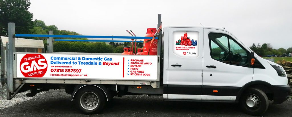 TEESDALE GAS SUPPLIES