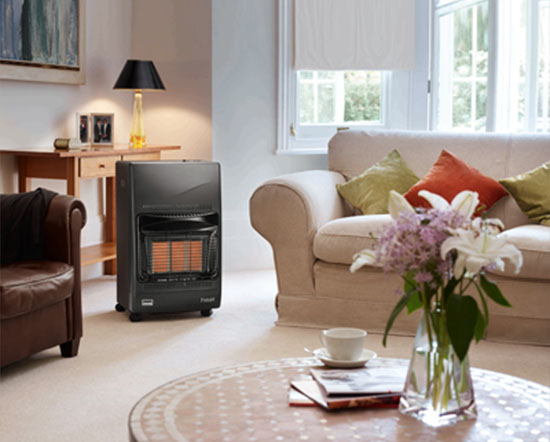 Calor Gas Portable-Heaters Teesdale Barnard Castle