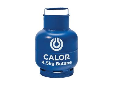 teesdale gas supplies 4.5kg Butan Gas Bottle