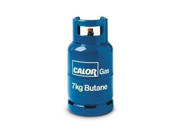 Teesdale gas supplies 7kg